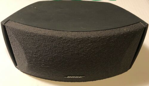 Graphite Grey Single Cinemate Series I II /& III Satellite Speaker Bose AV321