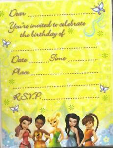 Tinker-Bell-Birthday-Party-Invitations-Pack-of-8-Cards