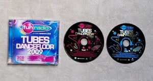 CD-AUDIO-MUSIQUE-FUN-RADIO-034-TUBES-DANCEFLOOR-2009-034-37T-2-X-CD-COMPILATION