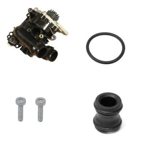 For Audi VW Water Pump /& Thermostat w// Gasket Pump Screw Coolant Pipe /& Seal