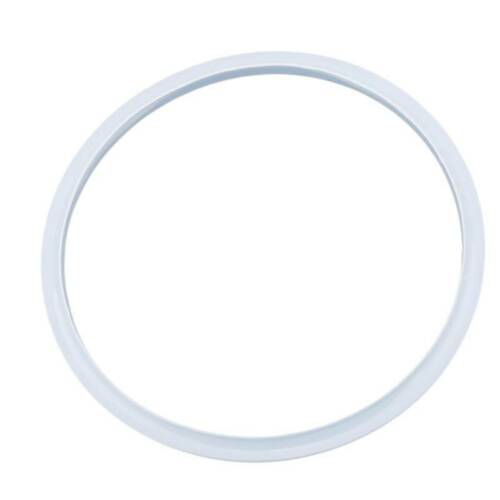 Home Silicone Rubber Pressure Cooker Seal Ring Clear Gasket Replacement 18-22cm