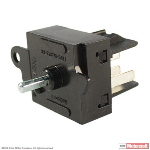 HVAC Blower Control Switch Rear MOTORCRAFT YH-1658
