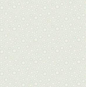 Tapete-Designtapete-modern-geometrisch-Kreise-Jade-Kiesel-Ecru