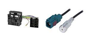 Adaptateur-d-039-antenne-ISO-Adaptateur-radio-pour-VW-RCD-200-RCD-300-RCD-310-510