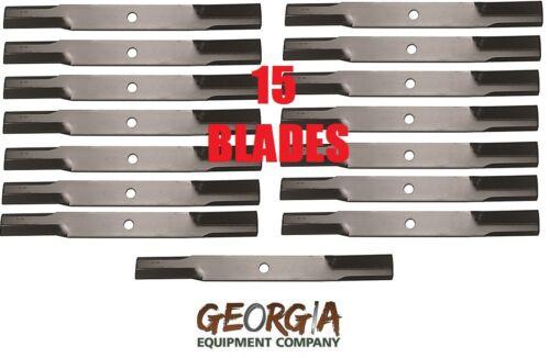 15 USA BUSHHOG 82325 BLADES, REPL SET FOR 6' BUSHHOG GROOMING/FINISHING MOWERS