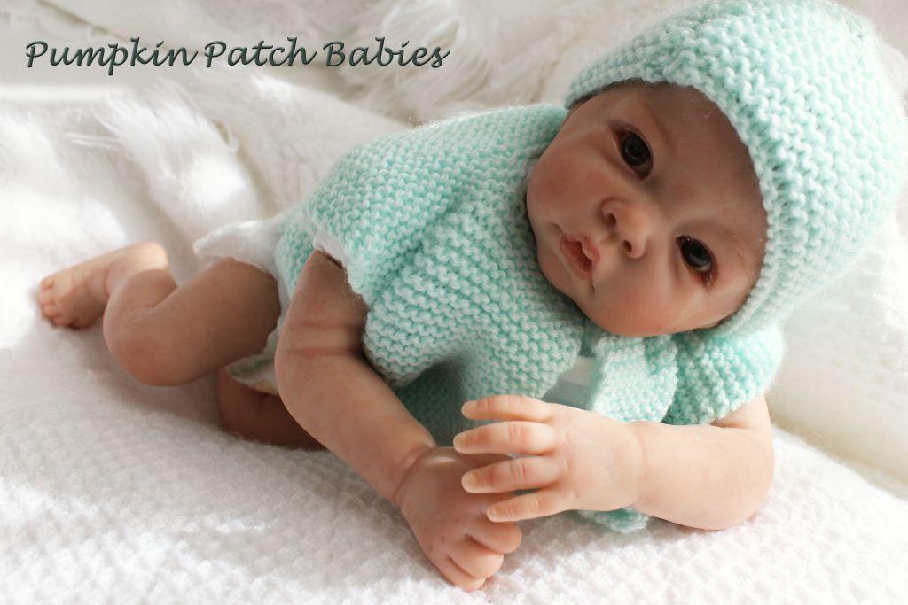 Reborn-Doll-Kit  LITTLE LUCA  von Elly Knoops Knoops Knoops   Reallife Reborn ♥ ab62e6