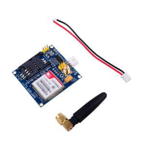 SIM900A-2G-Scheda-di-sviluppo-GPRS-MODULO-GSM-Shield-con-antenna-per-Arduino