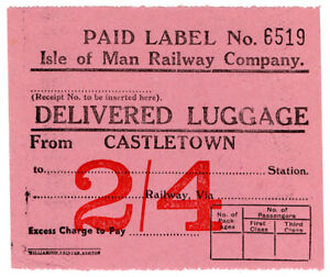 I-B-Isle-of-Man-Railway-Delivered-Luggage-2-4d-Castletown