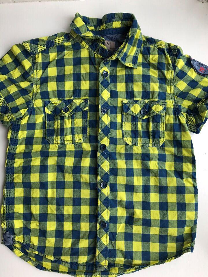 Skjorte, Korte ærmer, H&M