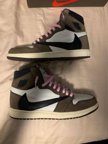 Nike Air Jordan 1 Retro High Travis Scott US 12 Ba