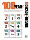 Decade by Decade 100 Years of Popular Hits by Alfred Music (Paperback / softback, 2012)
