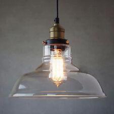 Modern Glass New Vintage Ceiling Lamp Chandelier Lighting Fixture Pendant Light