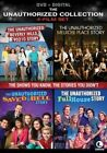 The Unauthorized Collection 4-film Set Region 1 - DVD