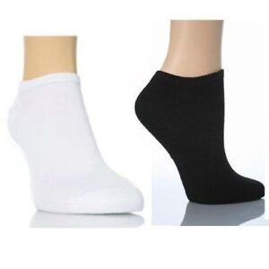 Cotton Trainer Liner Ankle Socks