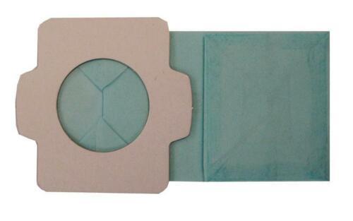 Makita 10x Papier Filtre Filtre Sac pour batterie-Aspirateur dcl182z dcl182 dcl140z