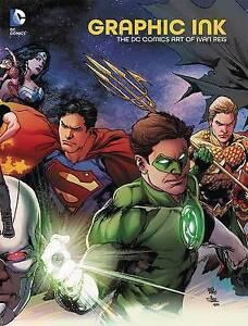 Graphic-Ink-The-DC-Comics-Art-of-Ivan-Reis-Hardback-2015