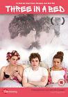 Three in a Bed 2014 Jody Latham Gay Interest UK R2 DVD Immediate DISPATCH