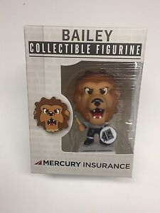 Los Angeles Kings Bailey Lion SGA Collectible Figurine 3/9/17