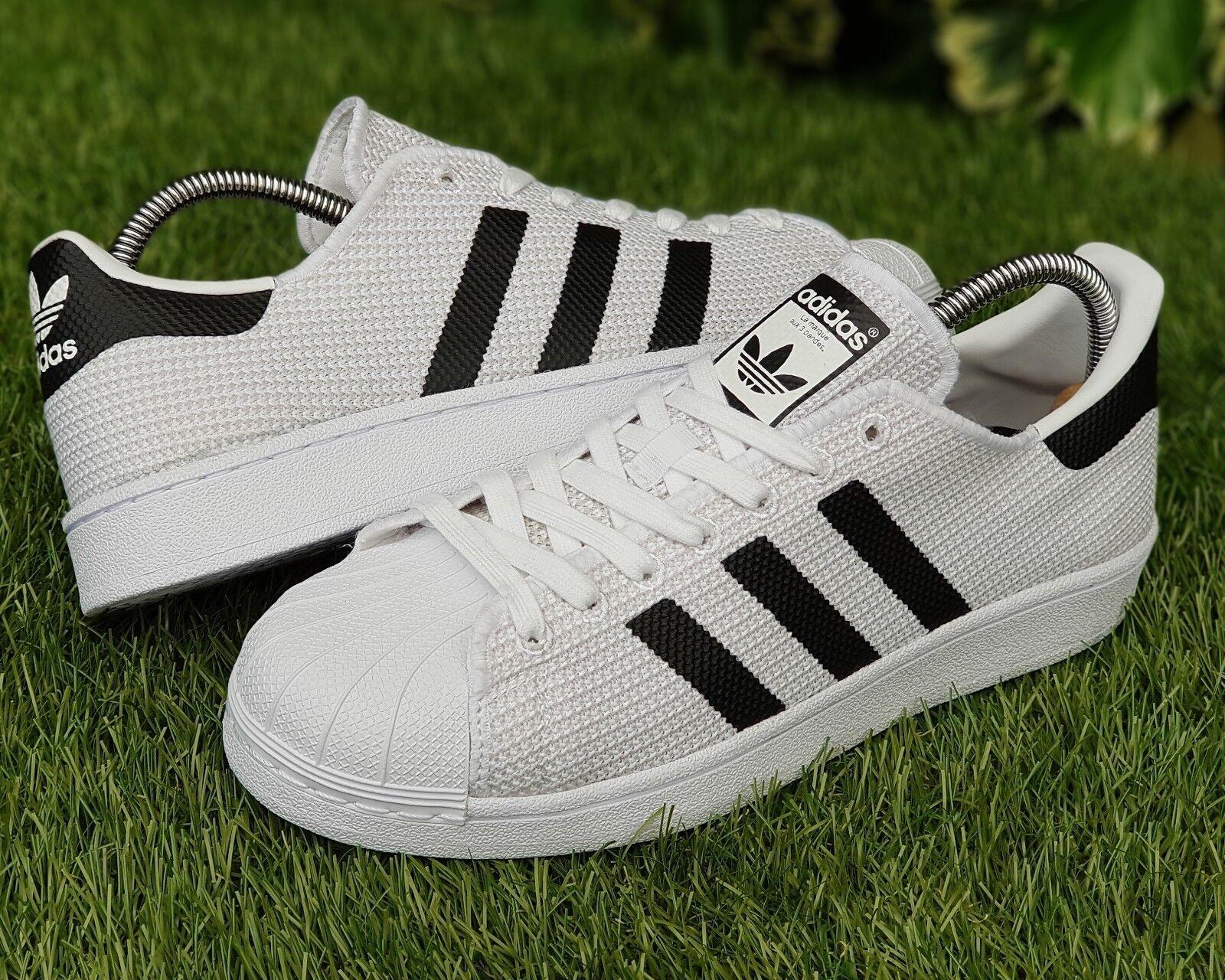 BNWB & Authentc adidas originals ® Superstar  Two Tone Mesh  Trainers UK Größe 8