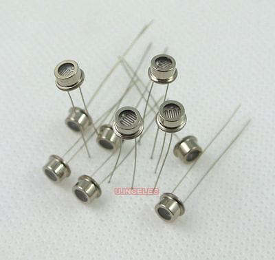 5510 photoresistor light sensitive photo resistor metal shell x5pcs