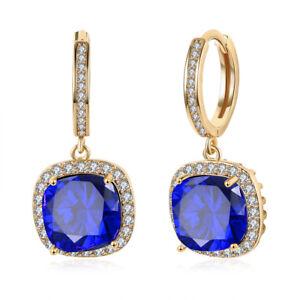 Large-Rhinestone-dangle-earrings-Made-with-Swarovski-Crystals