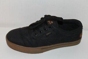 ETNIES Damen Turnschuhe JAMESON 2 ECO 38,5 UK5.5 schwarz neuwertig Sneaker SHOES