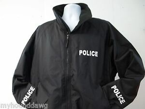 LAW-ENFORCEMENT-Light-Weight-NON-REFLECTIVE-Jacket-Choice-of-Prints-amp-Colors