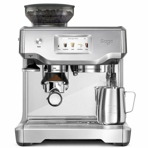 Sage The Barista Touch Coffee Espresso Maker Machine Silver BES880 RRP £999