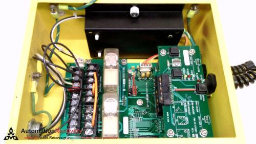#216682 SAFETY CONTROLS CORP 230VAC POSIGUARD CONTROL MODULE SS9MS11A1A1A
