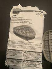 2pc véritable 6001 CN Filtre Biologique Vapor Cartouches UK stock envoi rapide.