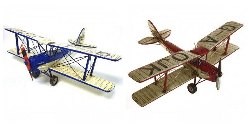 Boyle Tiger Moth Vintage Model Collectibles