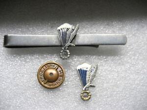 Details about  Poland Polish Army Badge Pins Polish Parachute Asoc-n