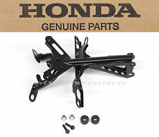 New Genuine Honda Upper Cowl Bracket Stay A with Bolts 02-03 CBR954RR OEM #D71