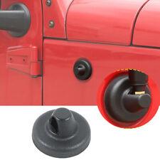 Car Antenna Base Cover Trim Black Accessories For Jeep Wrangler Jk Jl Jt 2007