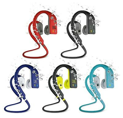 Jbl Endurance Dive Wireless Bluetooth Headphone Earbud With Built In Mp3 Player Ebay