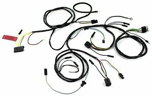 1966 Mustang Wiring Harness Kit on 70 Chevelle Wiring Harness Diagram