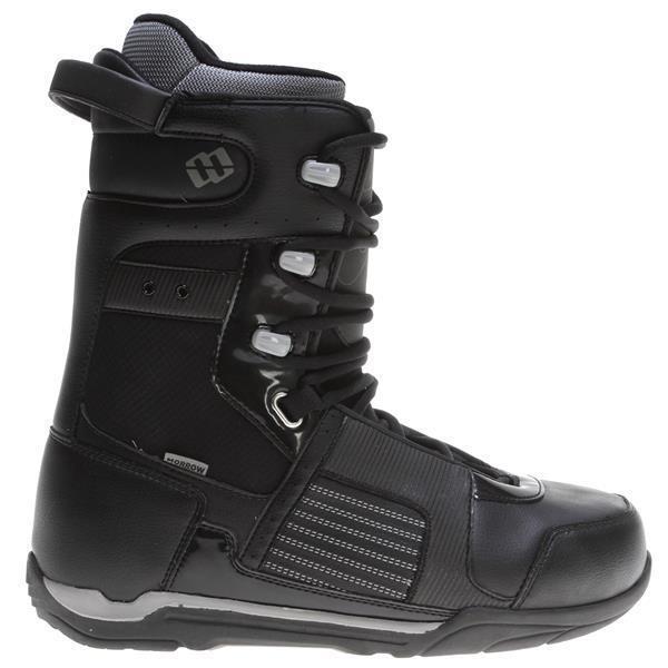 Morrow SnowboardStiefel Snowboard Stiefel REIGN Gr  41 in schwarz mit Innenschuh