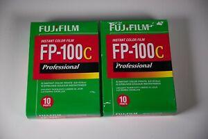Fujifilm FP-100C Film Instant - 2 packs