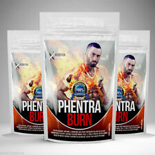 PHENTRA BURN Thermo Speed Extreme Diet Pills Fat Burner Weight Loss 90caps