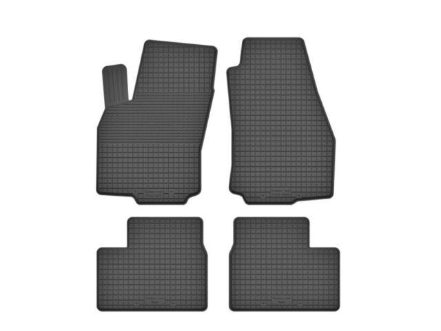 1A Passform Gummifußmatten für Opel Zafira B ab 2005-4-teilig Gummi Fußmatten