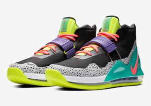 Detalles acerca de Nike Force Max Negro Hot Punch Air voltios nuevo AR0974 005 Verde Para Hombres Zapatos Nuevo mostrar título original
