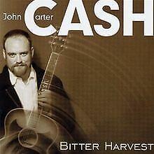 Bitter Harvest von John Carter Cash | CD | Zustand sehr gut