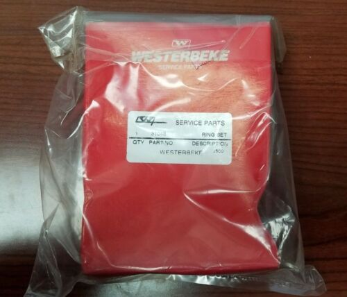 Westerbeke 31048 Ring Set STD 1 CYL