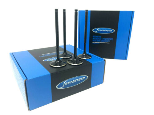 Supertech Intake Valves STD FLAT Honda Acura K20A2 K20A K20 K24 K24A2 RSX NA