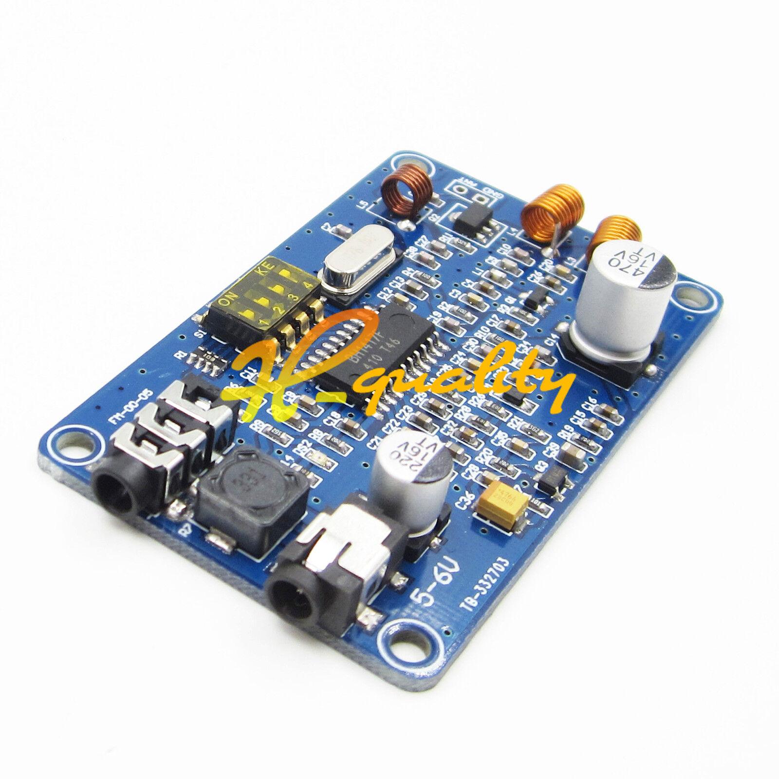 Bh1417 05w Digital Radio Station Pll Wireless Stereo Fm Transmitter Bh1417f Modulator Circuit Schematic Norton Secured Powered By Verisign