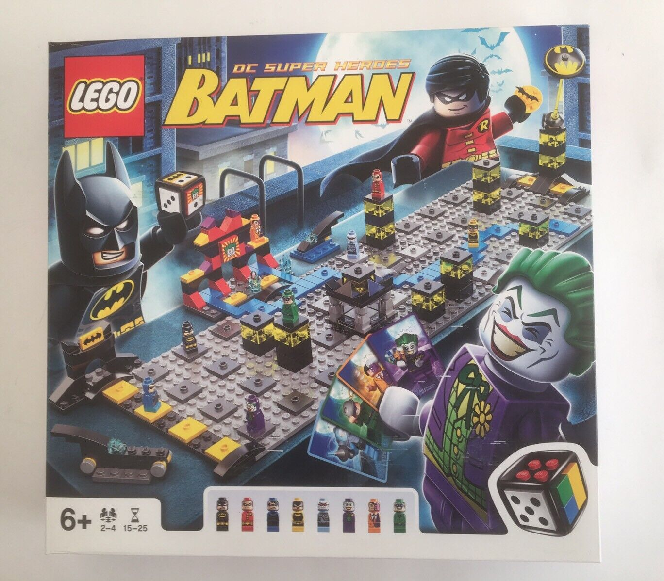 LEGO 50003 GAMES BATMAN GAME Retired AusSeller Sealed Unused