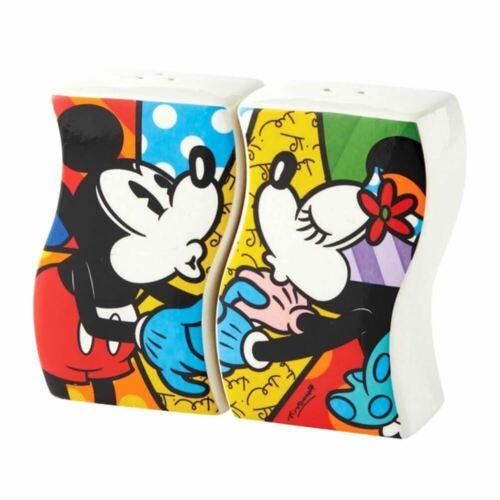 Mickey und Minnie Maus Salz Pfeffer Streuer Töpfe Verpackt disney Krügchen Set