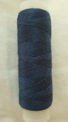 New High Quality 1 X Navy Blue 180m Sewing Cotton Thread For Hand Or Machines