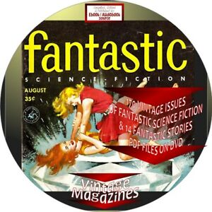 FANTASTIC-SCIENCE-FICTION-amp-FANTASTIC-STORIES-184-VINTAGE-ISSUES-PDF-ON-DVD