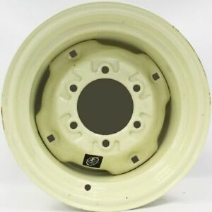 15-Inch-New-Implement-Wheel-15x8-6on6-6-Bolt-6-Lug-Cream-Rim-3800-lb-Rated-SIL